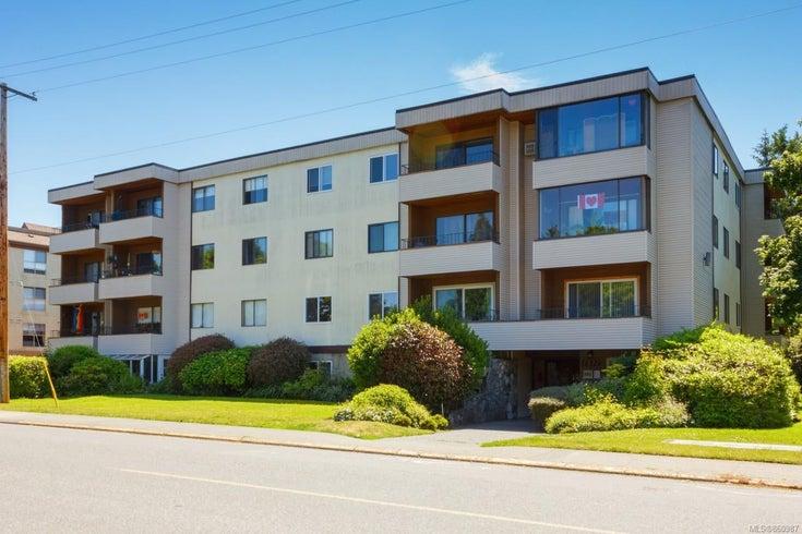 303 1571 Mortimer St - SE Mt Tolmie Condo Apartment for sale, 2 Bedrooms (860987)
