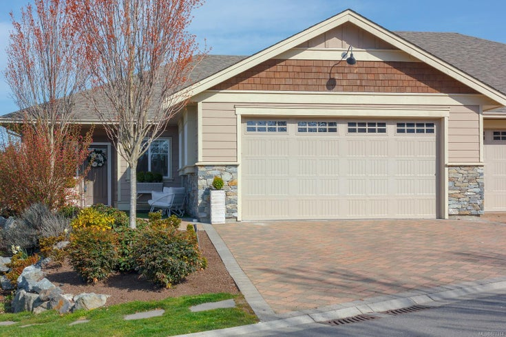 1 7053 West Saanich Rd - CS Brentwood Bay Row/Townhouse for sale, 4 Bedrooms (871314)