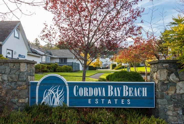 21 5110 Cordova Bay Rd - SE Cordova Bay Row/Townhouse for sale, 2 Bedrooms (878431)
