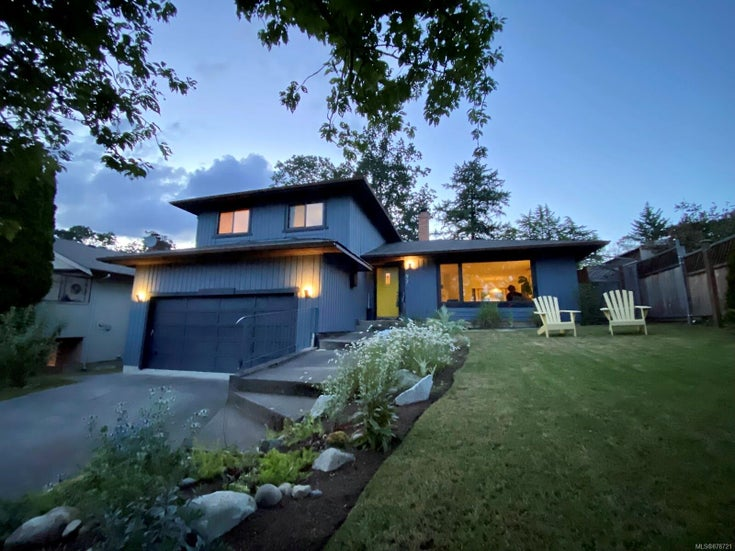 972 Damelart Way - CS Brentwood Bay Single Family Detached for sale, 3 Bedrooms (878721)