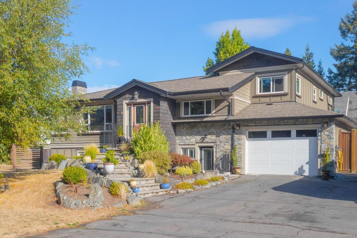 916 Sluggett Rd - CS Brentwood Bay Single Family Detached for sale, 5 Bedrooms (885974)