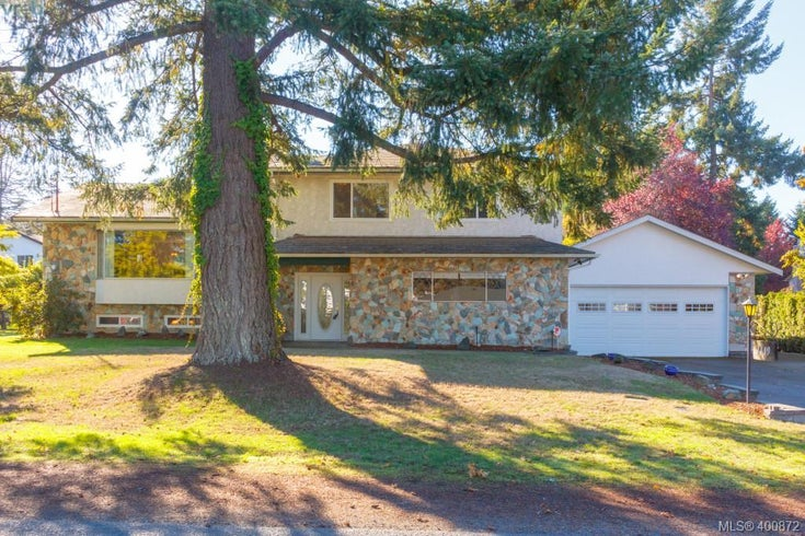 1149 Sluggett Rd - CS Brentwood Bay Single Family Detached for sale, 3 Bedrooms (400872)