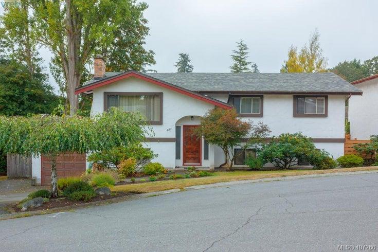 4181 Buckingham Pl - SE Mt Doug Single Family Detached for sale, 4 Bedrooms (407266)