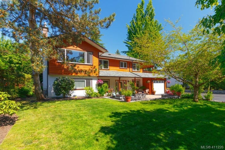 6759 Jedora Dr - CS Brentwood Bay Single Family Detached for sale, 4 Bedrooms (411226)
