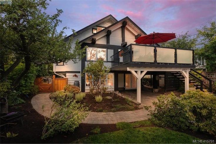 2312 McNeill Ave - OB South Oak Bay Single Family Detached for sale, 4 Bedrooms (415791)