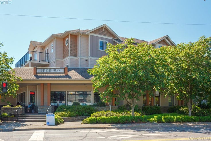 107 7088 West Saanich Rd - CS Brentwood Bay Row/Townhouse for sale, 2 Bedrooms (417334)