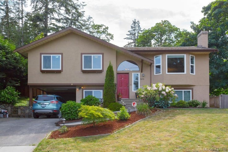 7476 East Saanich Rd - CS Saanichton Single Family Detached for sale, 4 Bedrooms (427018)