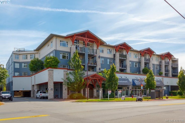 417 2655 Sooke Rd - La Walfred Condo Apartment for sale, 2 Bedrooms (427705)