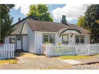 1615 Ryan St V8R 2X4 Vi Oaklands-Victoria - Vi Oaklands Single Family Detached for sale, 2 Bedrooms (365416)