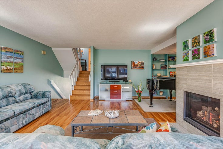 32 416 Dallas Rd - Vi James Bay Row/Townhouse for sale, 3 Bedrooms (860871)