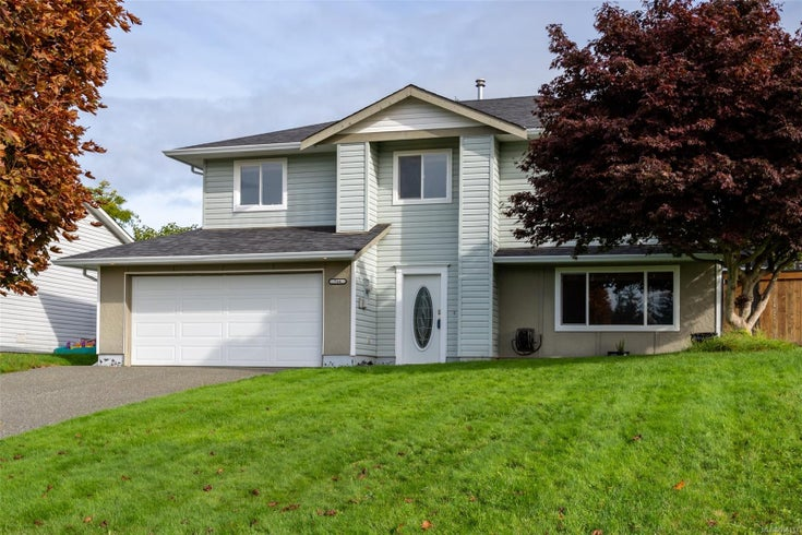 766 Bushbuck Dr - CR Campbell River Central Single Family Detached for sale, 4 Bedrooms (858113)