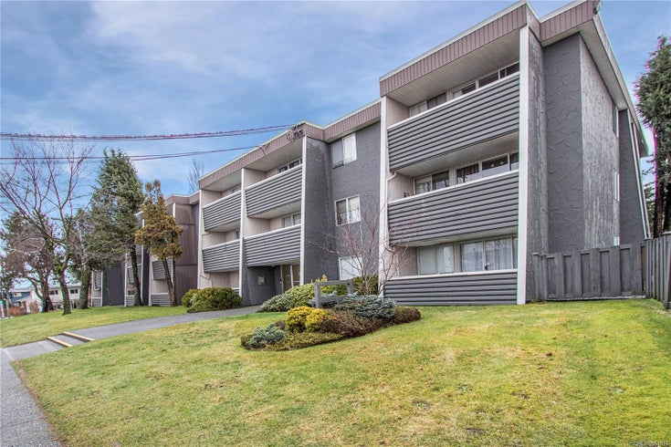 101 377 Dogwood St - CR Campbell River Central Condo Apartment for sale, 2 Bedrooms (861515)