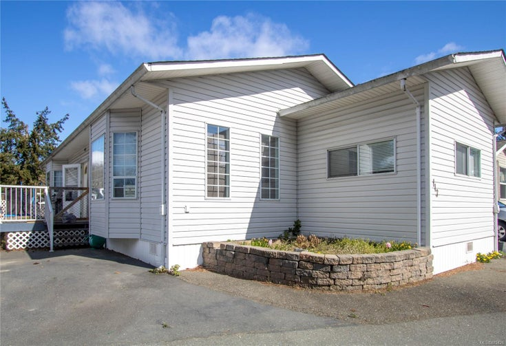 113 3120 Island Hwy - CR Campbell River North Manufactured Home for sale, 3 Bedrooms (872426)
