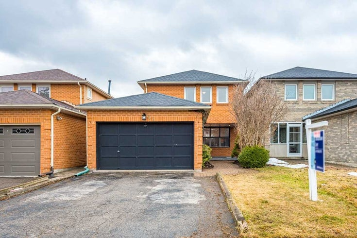 41 Gray Cres - North Richvale Detached for sale, 3 Bedrooms (N4734401)