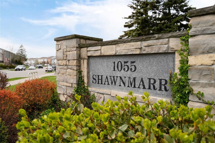 220 - 1055 Shawnmarr Rd - Port Credit Condo Townhouse for sale, 3 Bedrooms (W4751991)