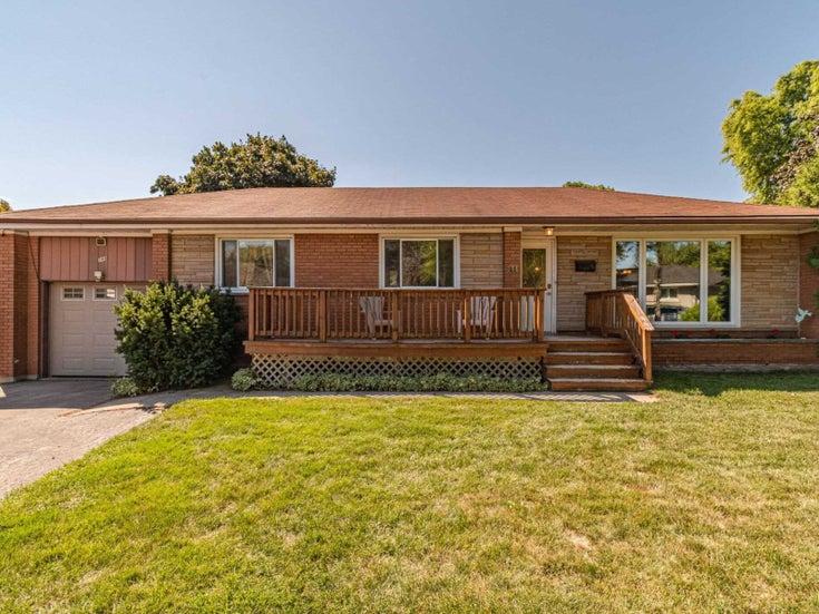 346 Duncombe Crt - Appleby Detached for sale, 3 Bedrooms (W4894107)