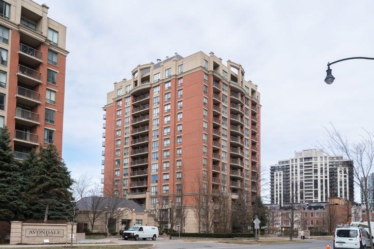 #604-55 Harrison Garden Boulevard - Willowdale East APTU for sale, 1 Bedroom (C4726672)