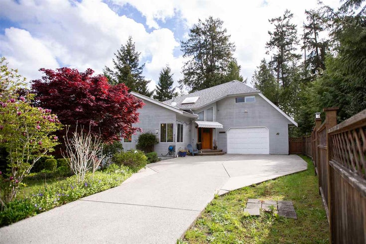 6158 S GALE AVENUE - Sechelt District House/Single Family for sale, 3 Bedrooms (R2453441)