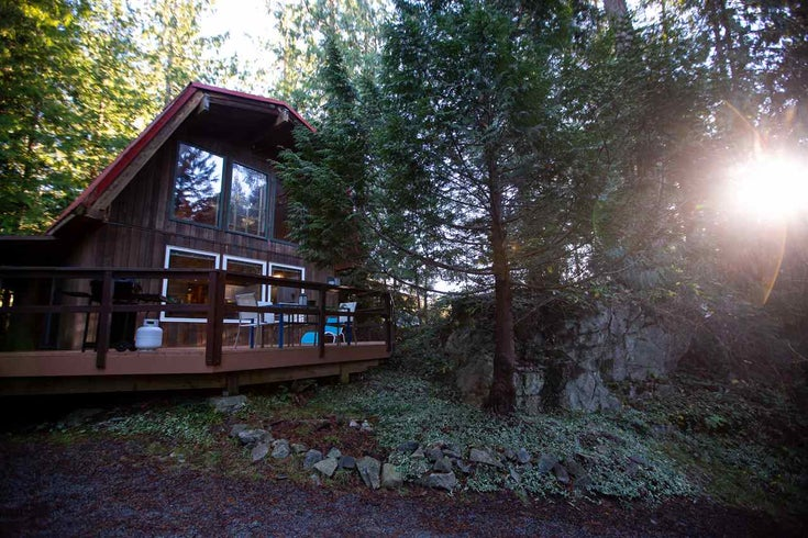 12746 LAGOON ROAD - Pender Harbour Egmont House/Single Family for sale, 2 Bedrooms (R2521758)