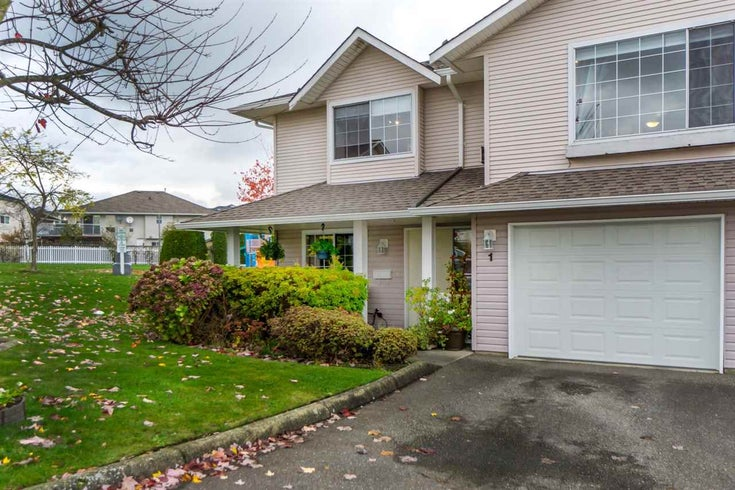 1 31255 Upper Maclure Road - Abbotsford West Townhouse for sale, 3 Bedrooms (R2012793)