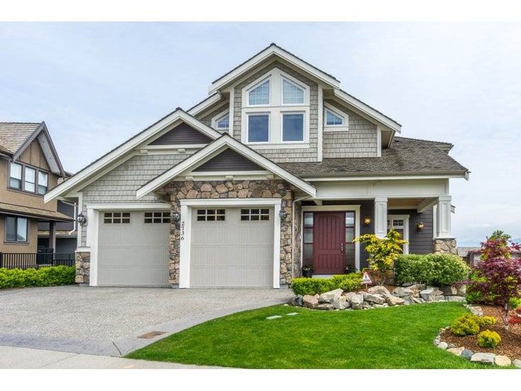 2736 Mahogany Drive - Abbotsford East House/Single Family for sale, 5 Bedrooms (R2168557)