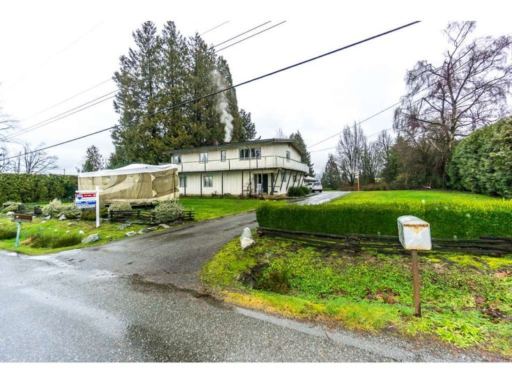 4360 Bridgeview Street - Matsqui House with Acreage for sale, 2 Bedrooms (R2255060)