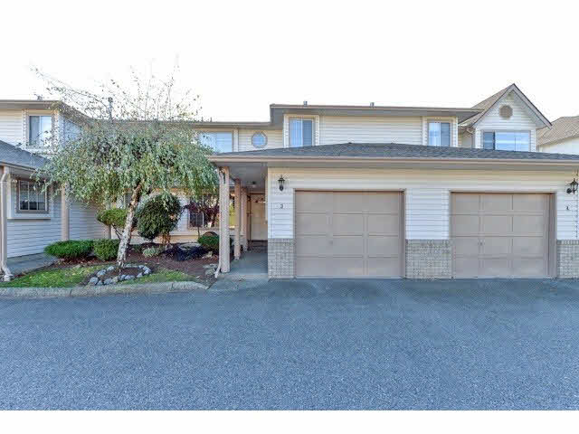 3 2575 Mcadam Road - Abbotsford East Townhouse for sale, 3 Bedrooms (F1427286)