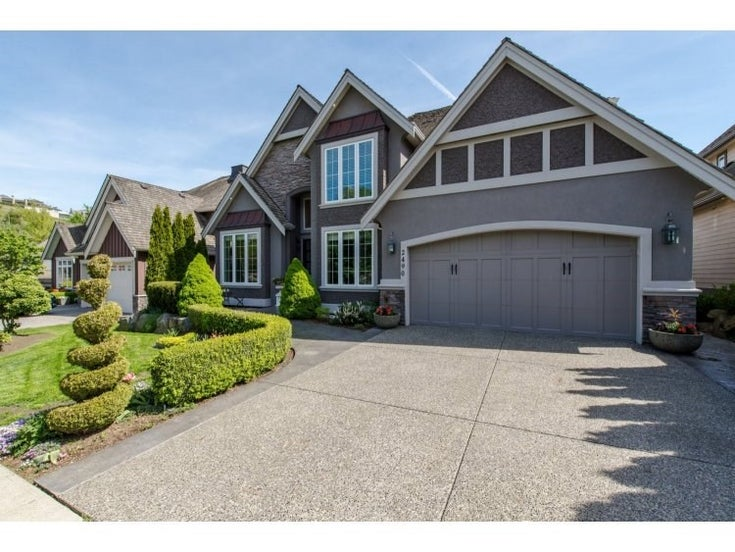 2490 Jonquil Court - Abbotsford East House/Single Family for sale, 4 Bedrooms (R2060539)