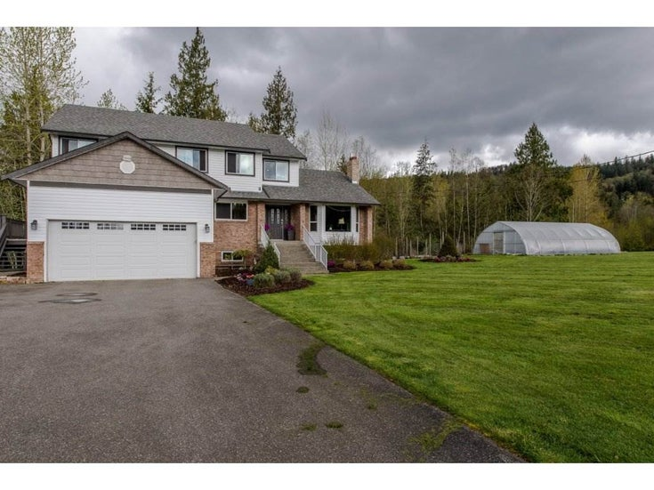 4875 Emmerson Road - Sumas Mountain House with Acreage for sale, 4 Bedrooms (R2161342)