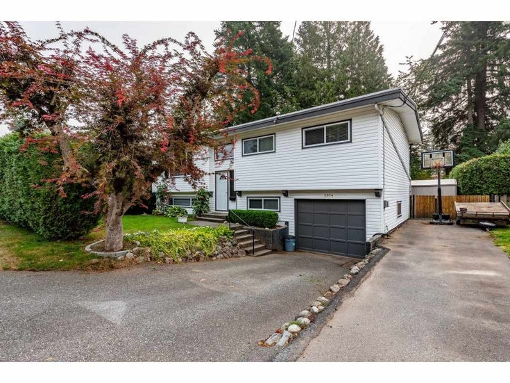 2934 OLD CLAYBURN ROAD - Abbotsford East House/Single Family for sale, 4 Bedrooms (R2501953)