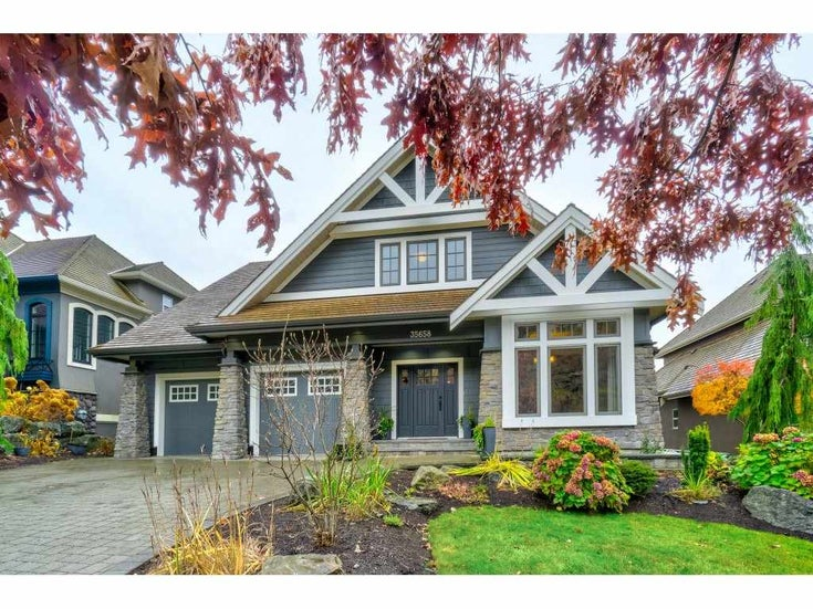 35658 GOODBRAND DRIVE - Abbotsford East House/Single Family for sale, 4 Bedrooms (R2519567)