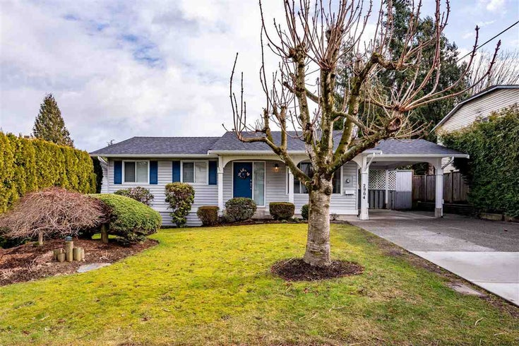 2964 BABICH STREET - Central Abbotsford House/Single Family for sale, 4 Bedrooms (R2543878)