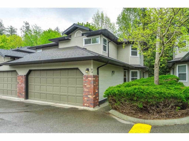 88 36060 OLD YALE ROAD - Abbotsford East Townhouse for sale, 3 Bedrooms (R2574310)