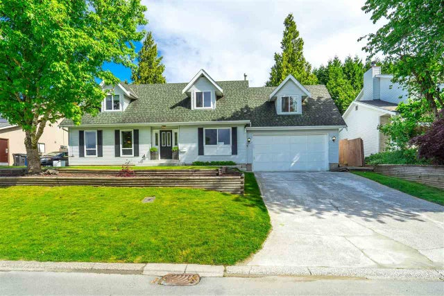 34845 MCNAB AVENUE - Abbotsford East House/Single Family for sale, 5 Bedrooms (R2586274)