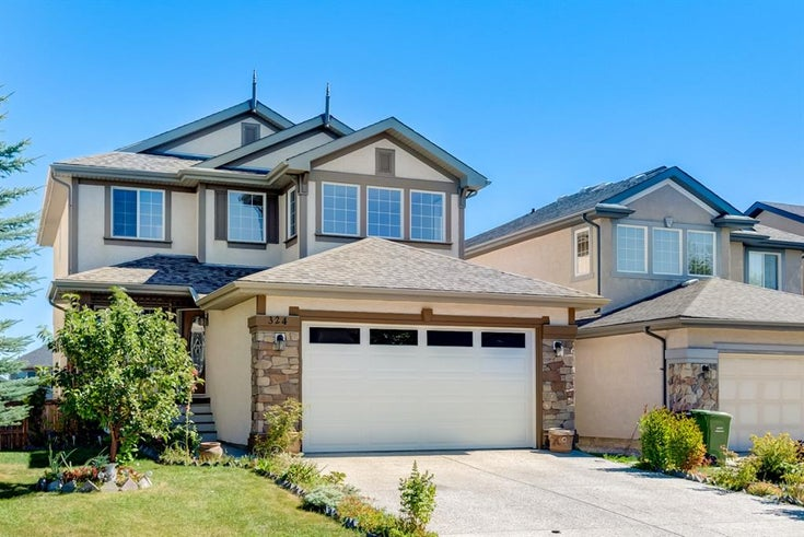324 EVERBROOK Way SW - Evergreen Detached for sale, 5 Bedrooms (A1032313)