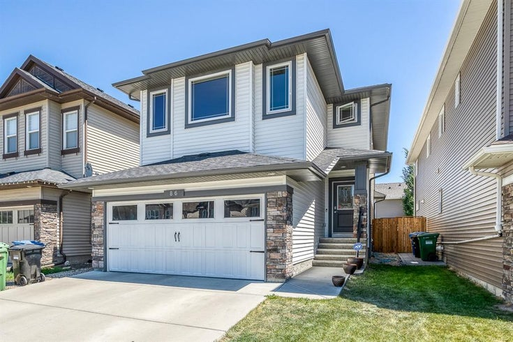 86 Sage Valley Road NW - Sage Hill Detached for sale, 5 Bedrooms (A1123689)