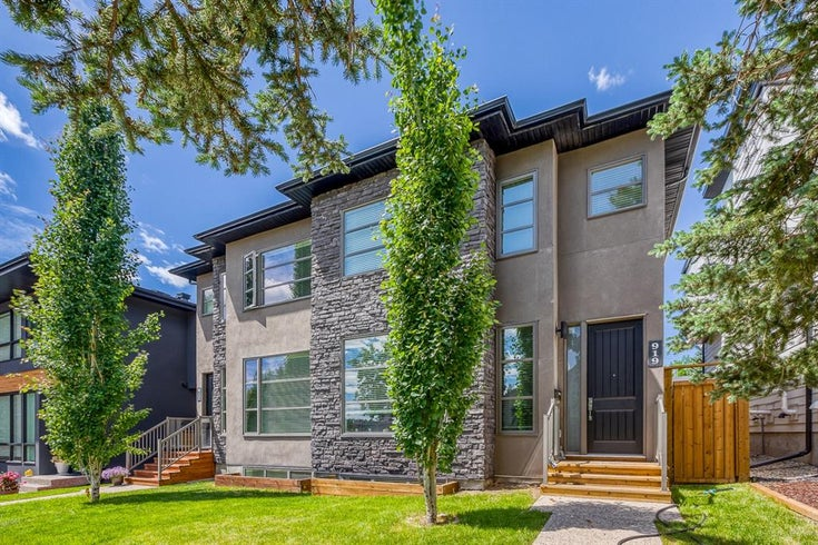 919 36A Street NW - Parkdale Semi Detached for sale, 4 Bedrooms (A1124630)