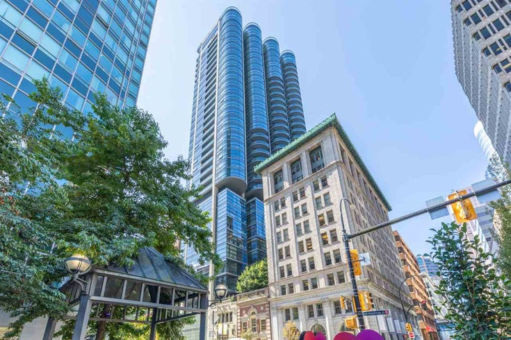 2205 838 W HASTINGS STREET - Downtown VW Apartment/Condo for sale, 2 Bedrooms (R2499470)