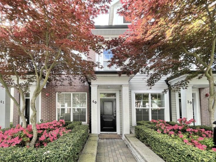 40 7458 BRITTON STREET - Edmonds BE Townhouse for sale, 3 Bedrooms (R2583356)