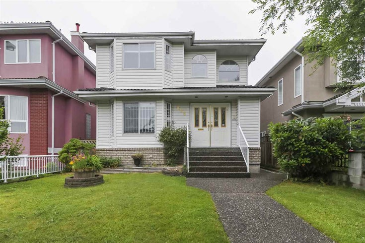 895 E 58TH AVENUE - South Vancouver House/Single Family for sale, 7 Bedrooms (R2465340)