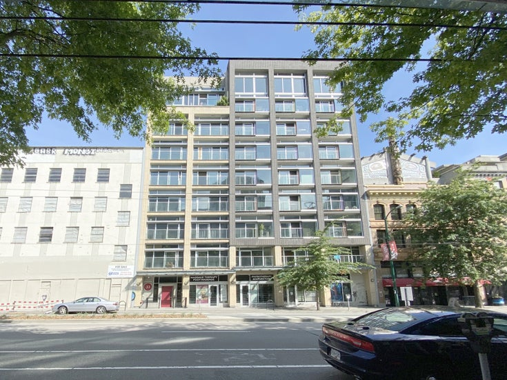 504 33 W PENDER STREET - Downtown VW Apartment/Condo for sale, 1 Bedroom (R2476604)