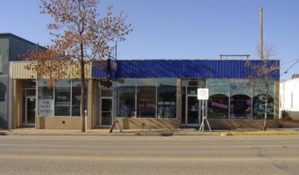 10112 10120 100th Street - Fort St. John - City NW COMM for sale