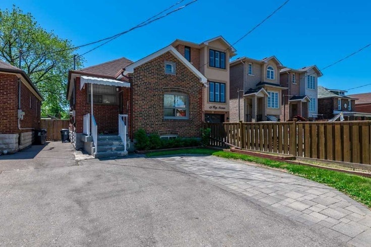 57 Hay Ave - Mimico Detached for sale, 3 Bedrooms (W5089701)