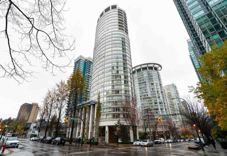 902 1200 Alberni Street - West End VW Apartment/Condo for sale, 2 Bedrooms (R2321396)