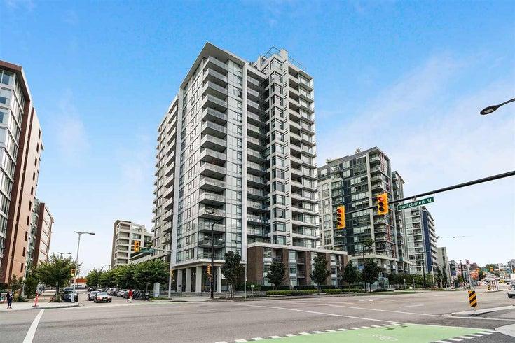 209 110 Switchmen Street - Mount Pleasant VE Apartment/Condo for sale, 1 Bedroom (R2409343)