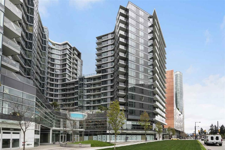 1553 38 Smithe Street - Downtown VW Apartment/Condo for sale, 1 Bedroom (R2361250)