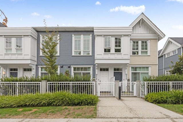 2120 St John St, Port Moody  - Port Moody Centre Townhouse for sale, 3 Bedrooms