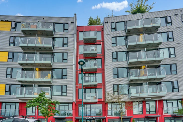 721-384 E 1st Vancouver  - Strathcona Apartment/Condo for sale, 1 Bedroom