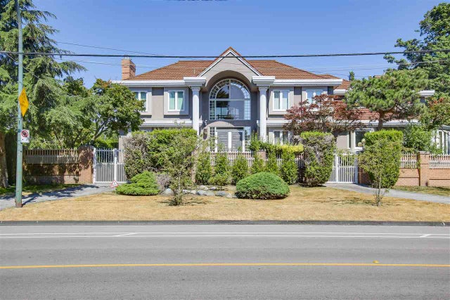 1809 SW MARINE DRIVE - S.W. Marine House/Single Family for sale, 7 Bedrooms (R2192105)