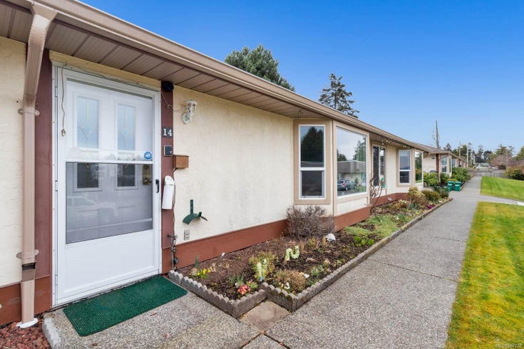 14 100 Abbey Lane - PQ Parksville Row/Townhouse for sale, 2 Bedrooms (867232)
